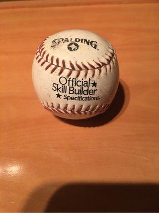 Pelota beisbol SPALDING