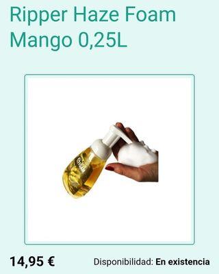 Ripper Haze Foam mango 0.25L