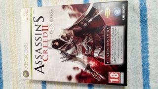 xbox 360 Pack Assassins Creed II