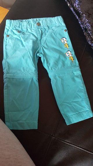 Pantalones tuc tuc