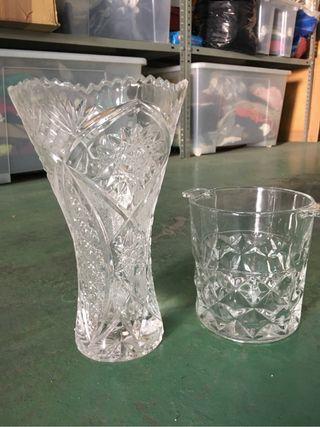 Jarron cristal