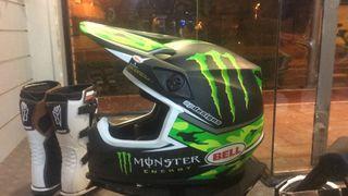 Bell Mx9 Monster Energy