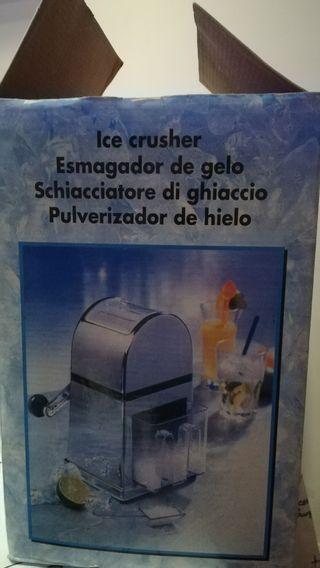 Picadoras de hielo