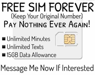 FREE SIM DEALS