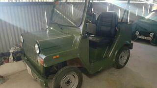 Jeep mini único modelo 1980