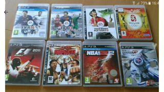 Juegos Play Station 3 (PS3)