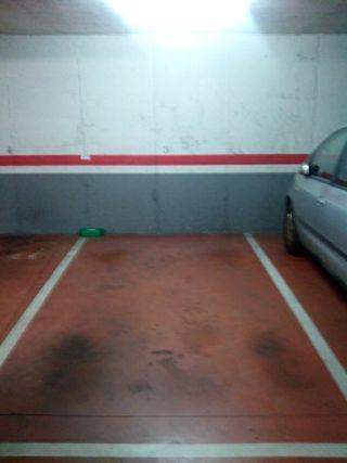 plaza de garaje C/ Cadiz