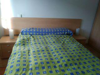 Dormitorio completo 135x190