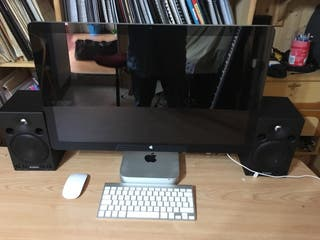 Mac Mini Pantalla Thunderbolt