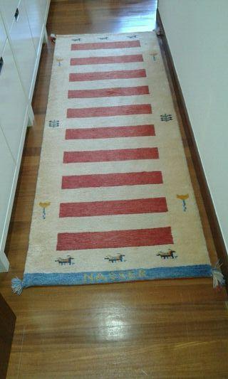 alfombra gabeh india