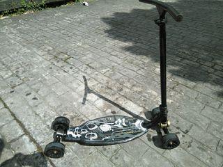 Patinete oxelo 4 ruedas
