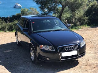 Audi A4 Avant 2.0TDI automático
