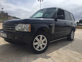 Land Rover Range Rover Vogue+
