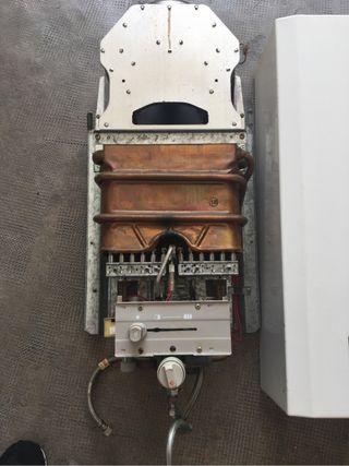 Calentador gas butano y propano Junkers