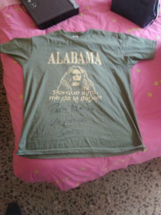 camiseta Alabama