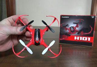 DRON H101 VUELO INVERTIDO NUEVO ESTRENAR