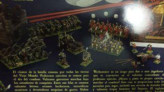 warhammer fantasy orcos e imperio