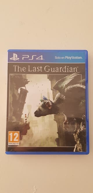 the last guardian solo hoy