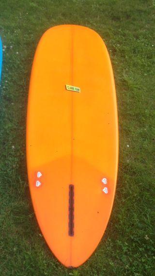 tabla de surf 6,4