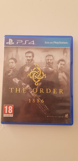 the order 1886 solo hoy