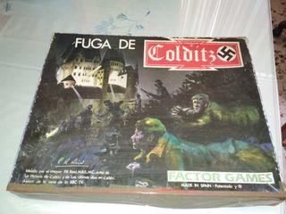 JUEGO DE ESTRATEGIA FUGA DE GOLDITZ DE FACTOR GAME