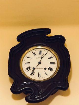 Reloj pared antiguedad