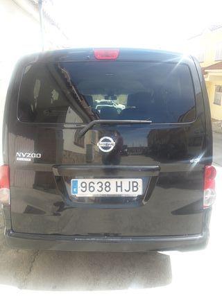 Nissan Evalia 200 2012
