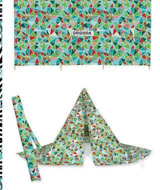 Nuevo! Origama paraviento sombrilla playa