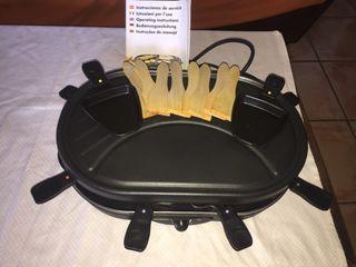 Grill reclette