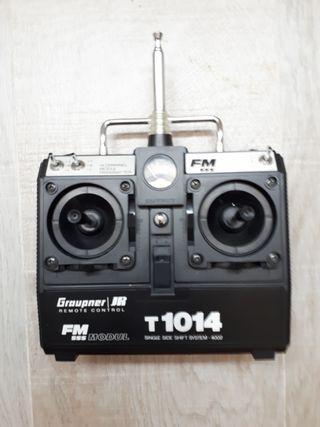 Radiocontrol Graupner 40 MHz