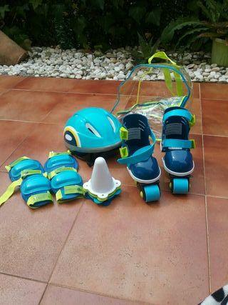 Patines, patines línea, patines infantiles