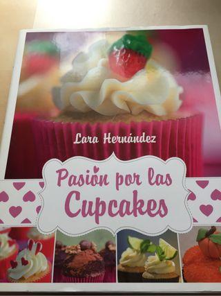 Libro Pasion por los Cupcakes