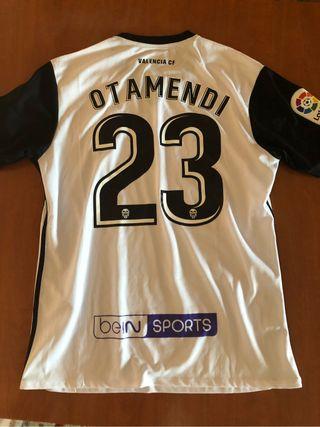 Camiseta Valencia CF 2017-2018