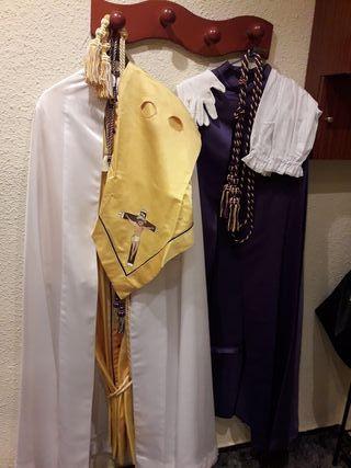 traje nazareno vesta