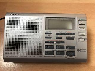 Radio multibanda SONY ICF-SW35 NUEVA