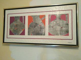 cuadro abstracto (moderno)