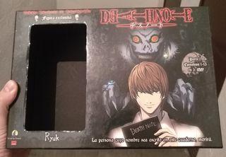 Caja Death Note - Edición Coleccionista Limitada