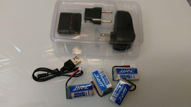 baterias dron jjrc h44wh nuevas