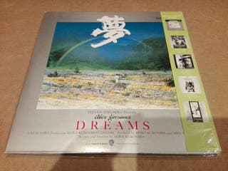 Dreams - LaserDisc
