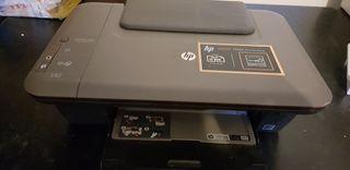 Impresora HP DESKJET 1050A escanea,copia e imprime