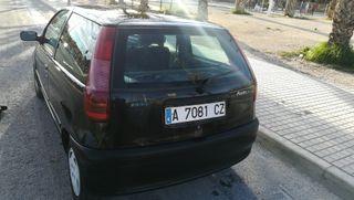Fiat punto sedan 1999