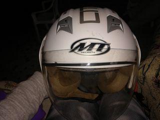 casco moto helmets city-seven talla M