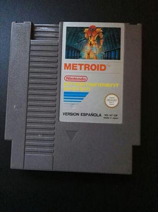 METROID NES ORIGINAL