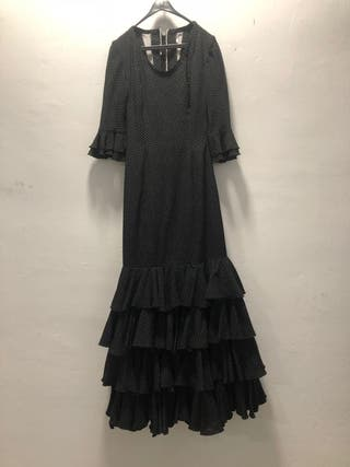 Traje flamenca Gitana