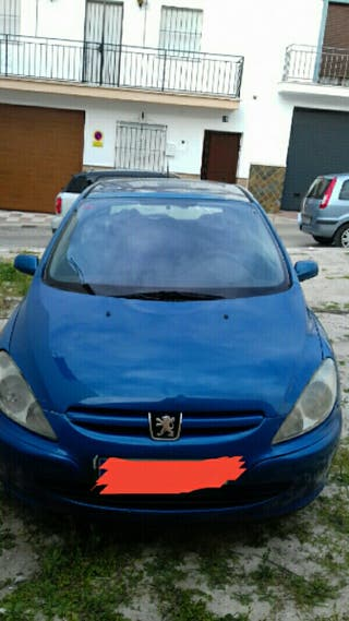 Peugeot 307 2001 negociable 89.000 km