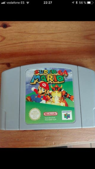 Súper Mario 64