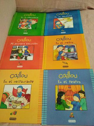 colección libros lectura callou