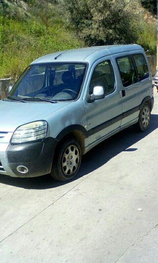 Peugeot Partner 2004 2000 Hdi