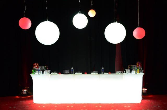 Barra mueble bar