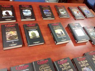 Saga libros Tolkien